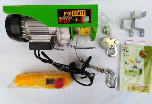 Electropalan Procraft TP250 (Germania) 2