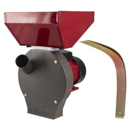 Moara cu ciocanele Mogilev 3.5KW, 200Kg/ora, pentru uruiala cereale si stiuleti 0