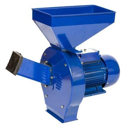 Moara cereale si furaje 2500W, 2800 RPM, 200kg/ora, TEMP-4, bobinaj cupru, 4 site 1