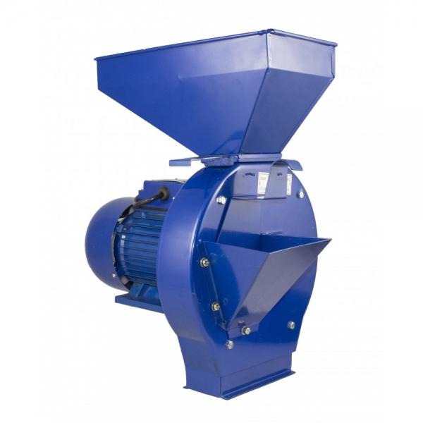 MOARA ELECTRICA CU CIOCANELE TEMP 2, 2.5 KW, 200 KG/H, 2800 RPM, 4 SITE 2